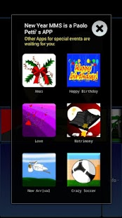 New Year MMS - screenshot thumbnail