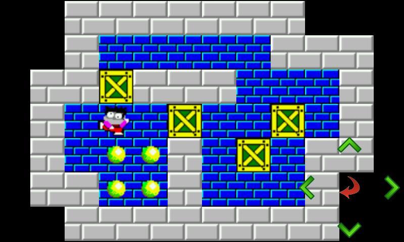 BoxWorld Origins: captura de pantalla