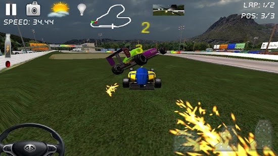 Race Rally 3DXtreme Car Racing - screenshot thumbnail