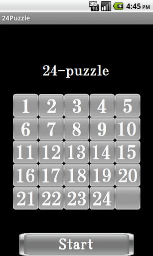 24Puzzle