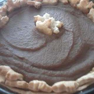 Pumpkin Pie (Wheat-Free, Egg-Free, and Dairy-Free)