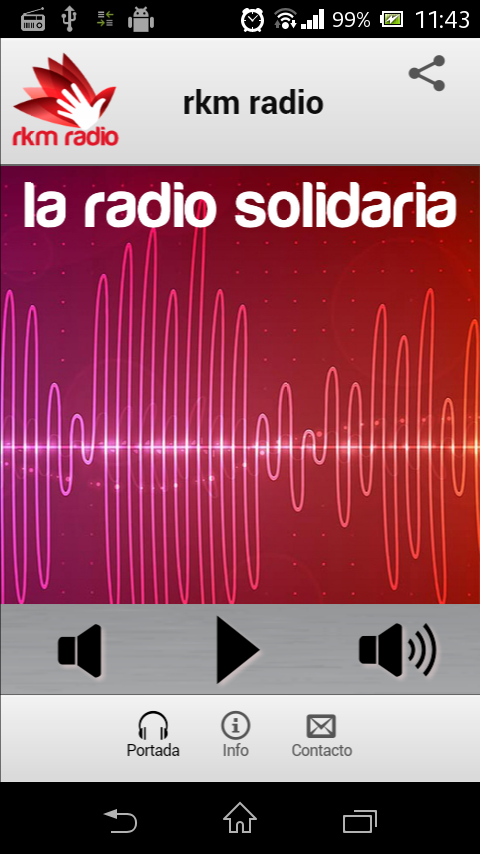rkm radio- screenshot