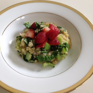 """A """"Summery"""" and Healthy One Bowl Meal"""