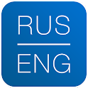 Dictionary Russian English icon