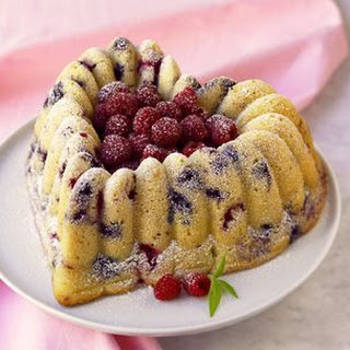 Mixed Berry Bundt® Cake