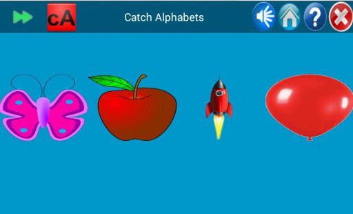 Catch Alphabets