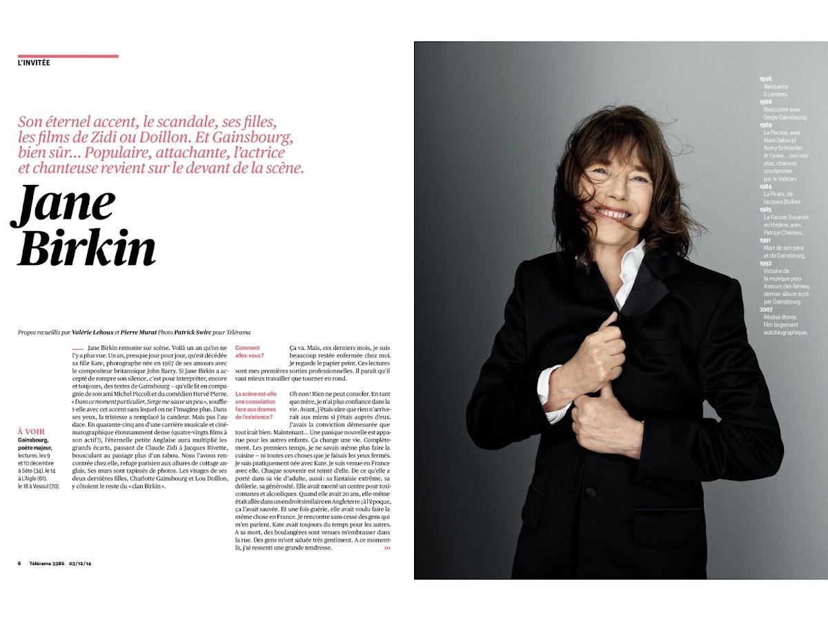 Télérama Magazine - screenshot