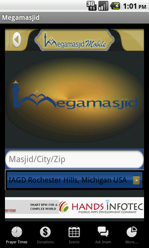 Mega Masjid - screenshot