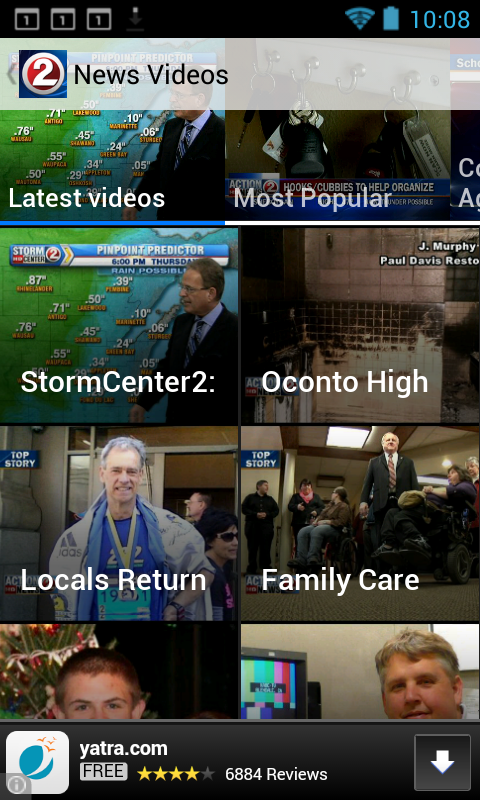 WBAY Action 2 News On the Go - screenshot