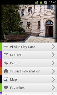 Vilnius Tourism- screenshot thumbnail