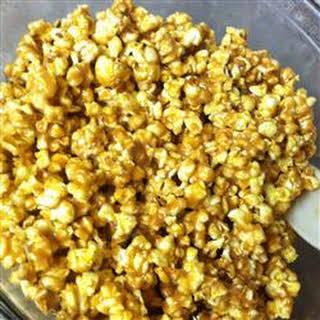 Protein Popcorn.