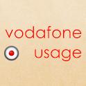Vodafone Usage logo