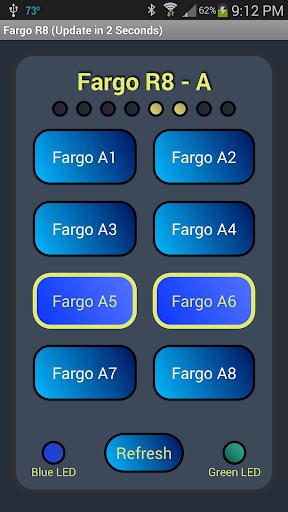 Fargo R8