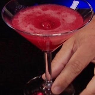 Fresh Cranberry Cosmo Recipe