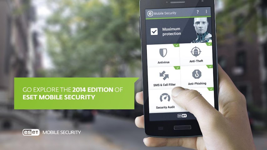 android Mobile Security & Antivirus Screenshot 0