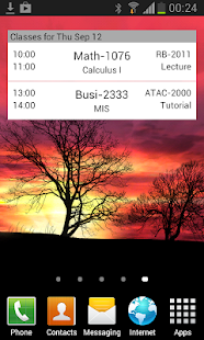 School Scheduler - screenshot thumbnail