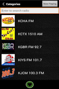 FreeStreams Free Radio App- screenshot thumbnail