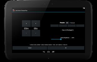 Screenshot of Any Screen Timeout Plus