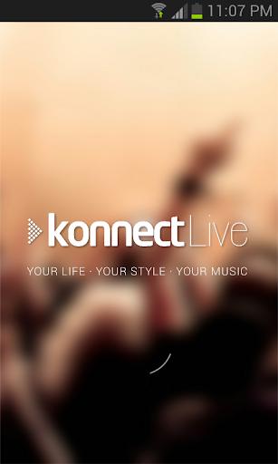 Konnect Live - Musica Radio