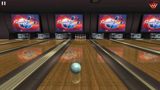 Galaxy Bowling 3D HD - screenshot thumbnail