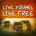 Mahindra Live Young Live Free icon
