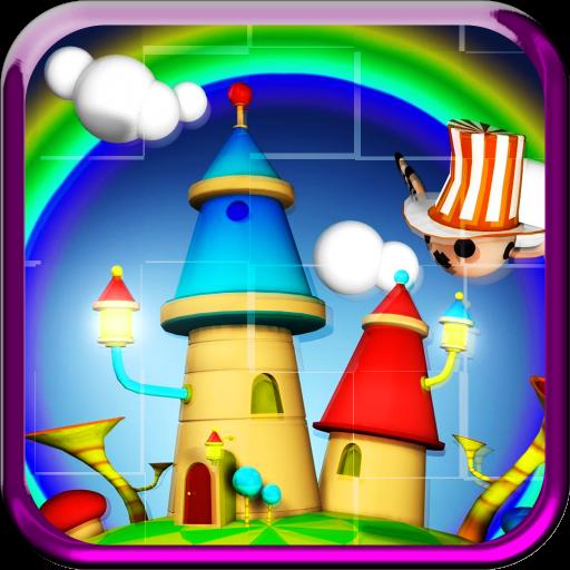 幸福家園兒童拼圖 益智 App LOGO-APP試玩