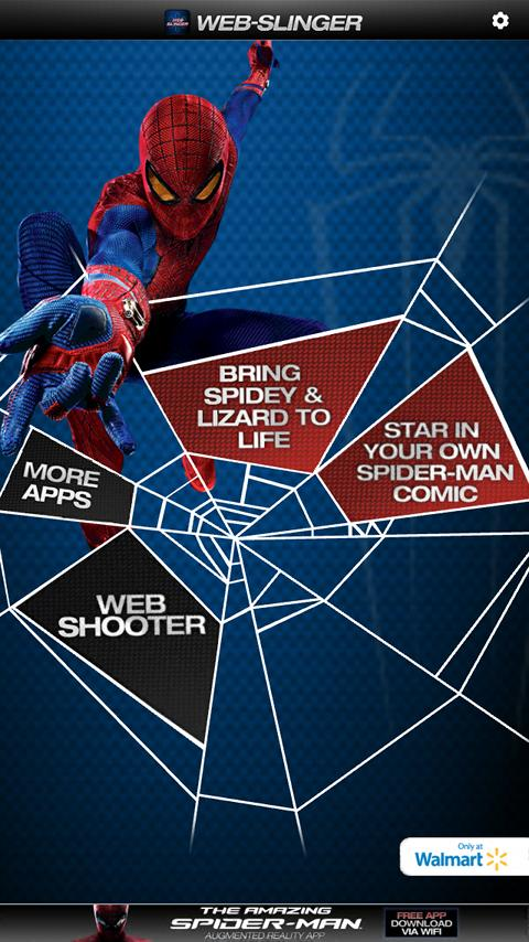 Spider-Man's Web-slinger - screenshot