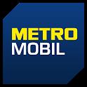 METROMOBIL Verbrauchsübersicht logo