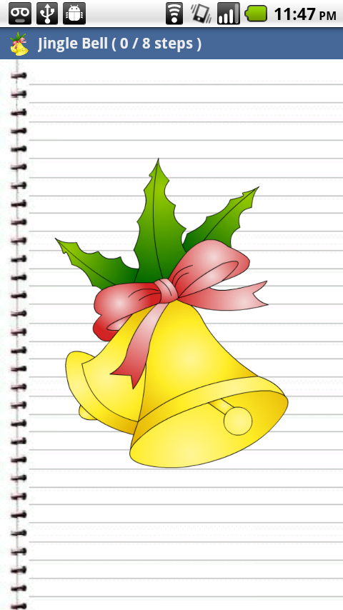 Draw Christmas for Kids - Android Apps on Google Play