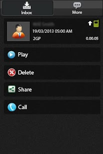 Free Auto Call Recorder - screenshot thumbnail