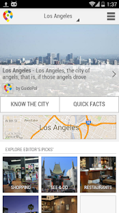 Los Angeles City Guide - screenshot thumbnail