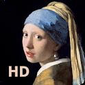 Portrait painting HD icon