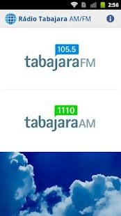 Radio Tabajara AM / FM - screenshot thumbnail