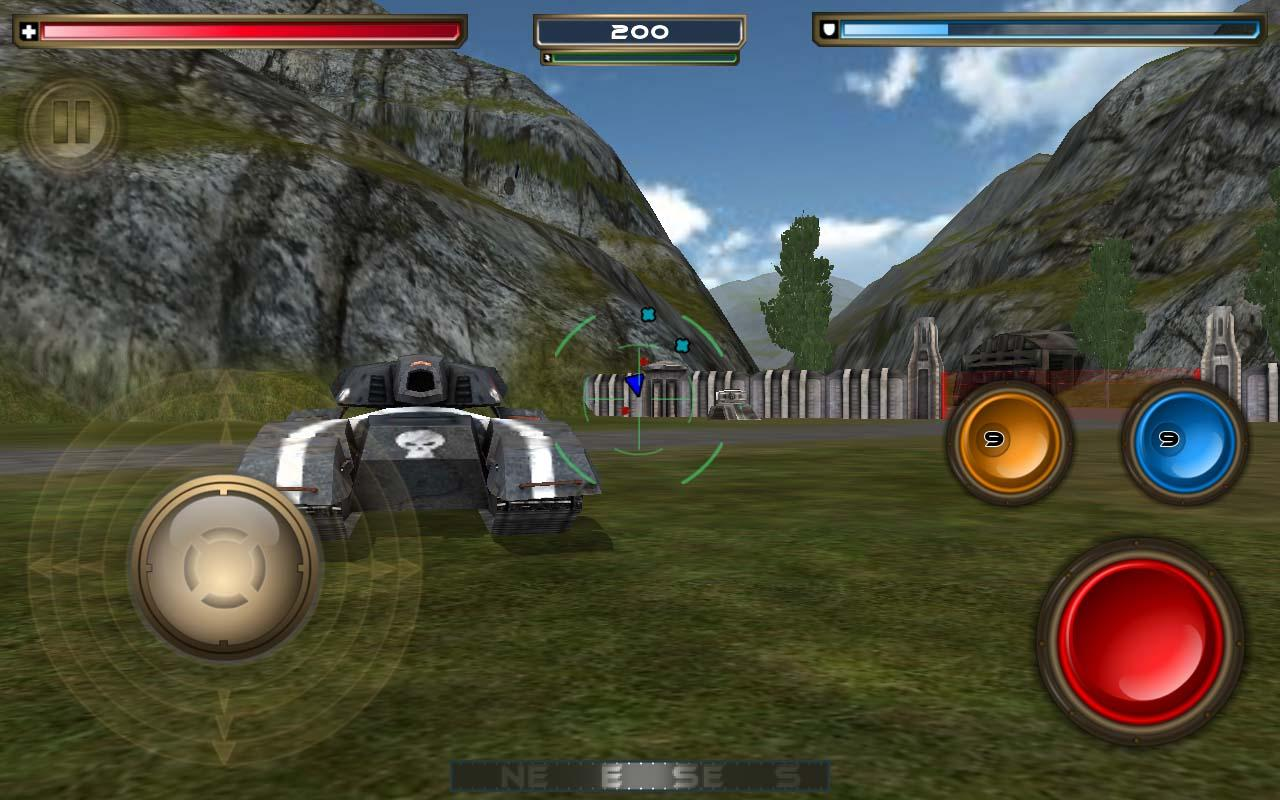 Tank Recon 2 (Lite) - screenshot