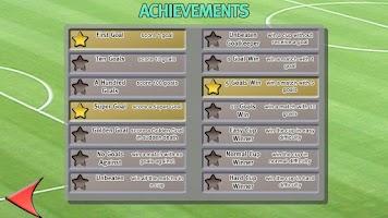 Screenshot of Gravity Football Euro 2012