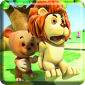 Talking Bear and Lion icon