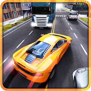 Race The Traffic icon do jogo