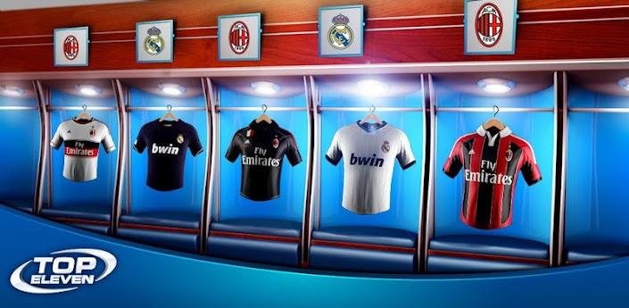 Top Eleven Android İndir