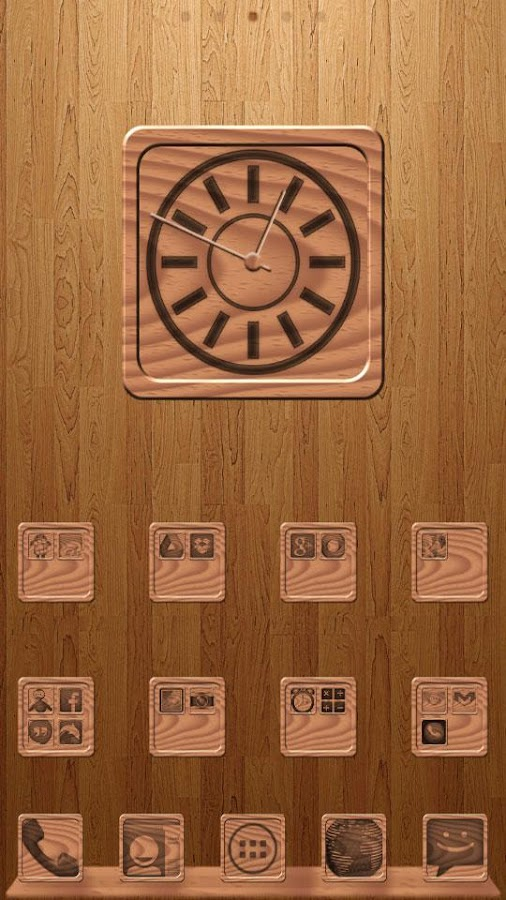 Wood Multi Theme- screenshot