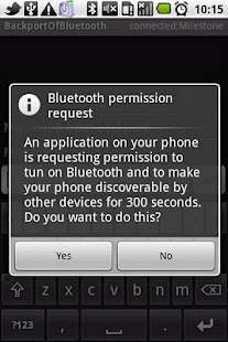 backport.android.bluetooth- screenshot thumbnail