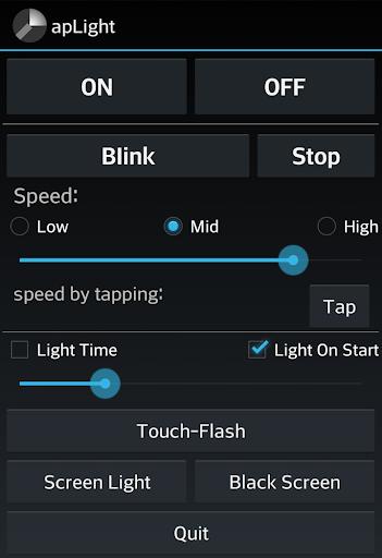 apLight-Com flash light