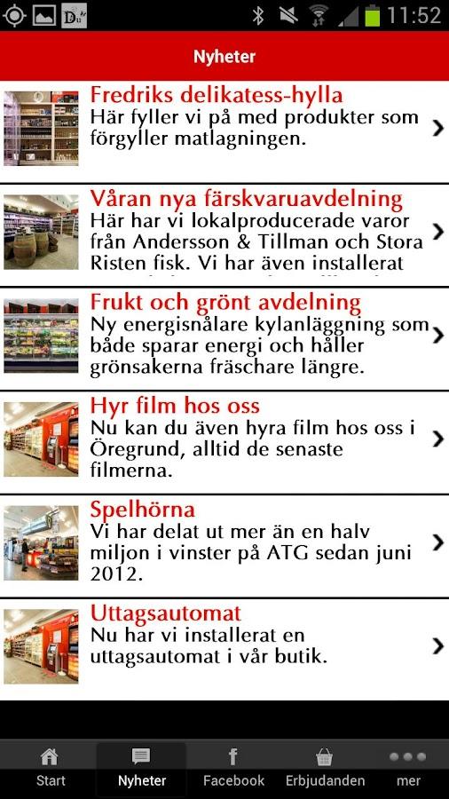 ICA Nära Öregrund - screenshot