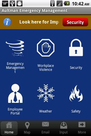Aultman Emergency Management