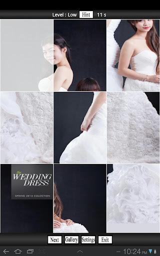 Free Beautiful Wedding Dress