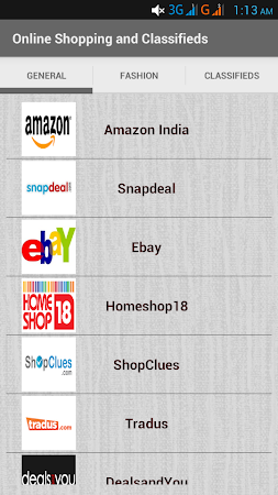 Online Shopping & Classifieds 1.7 screenshot 58243