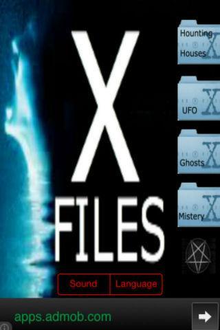 XFiles - Paranormal Activities
