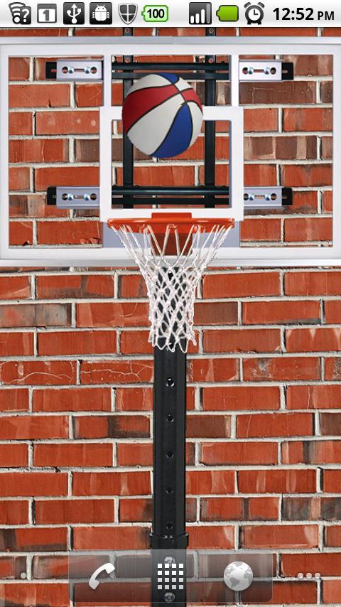 Basketball FREE LIVE WALLPAPER APK by Michael W Merker Details Fr5An35C