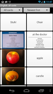 Flashcards ToGo - screenshot thumbnail