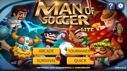Man Of Soccer Lite