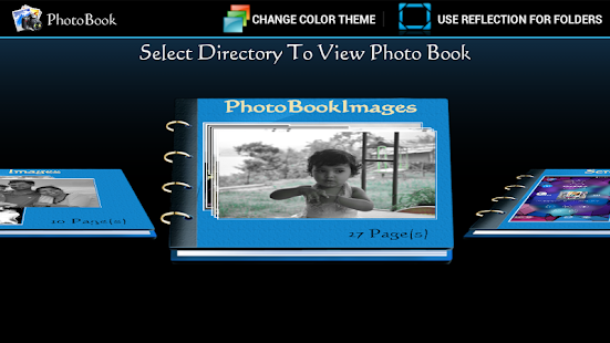 Photo Book Picture Album- screenshot thumbnail